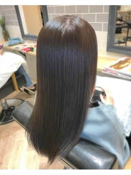 髪質改善ストレート🌟
