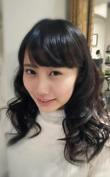 ガーリー hair Glad Room所属・続石(つづきいし)和希子のスタイル