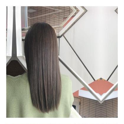 【髪質改善エステメニュー🌿】酸熱トリートメント&高級イルミナorアディクシーカラー&3stepトリートメント&炭酸ケア