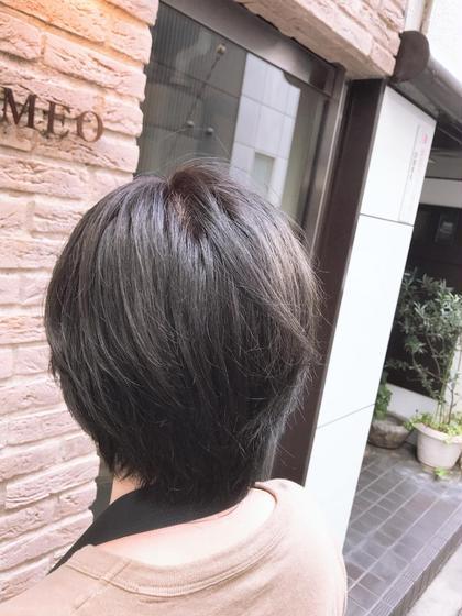 ROMEO(ロメオ)阿倍野店所属の小山光のヘアカタログ