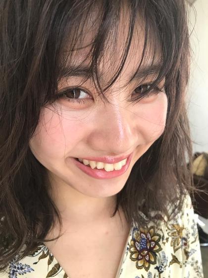 キラキラ★メイク 撮影 amour 稲田堤所属・のろあかりのスタイル