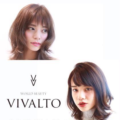 VIVALTO西宮北口店所属のなかにし礼のヘアカタログ