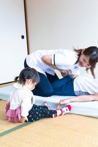 《女性限定》産後の骨盤ケアコース 60分 ¥5500→¥4000‼️