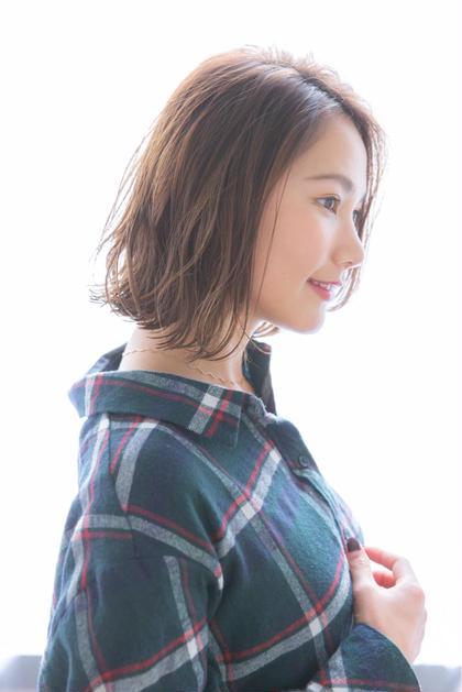 【✨1周年記念✨】話題の赤み除去カラー カット+アディクシーカラー