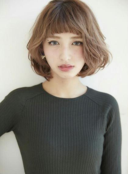 ジャンクロードビギン ギンザルグラン所属・秋本仁和のスタイル