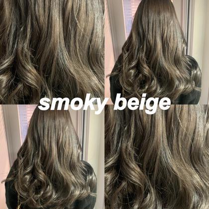 『ミニモ特別価格』💕🕊外国人風カラー+毛髪補修トリートメント🕊💕