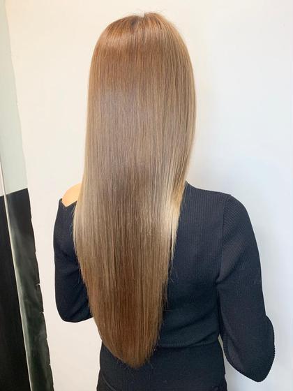 ❤️💜メンテナスカット(毛量調節、枝毛カット、毛先、前髪1センチ以内) 🦄