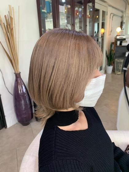 【N.】髪質改善ケラ熱トリートメント🕊