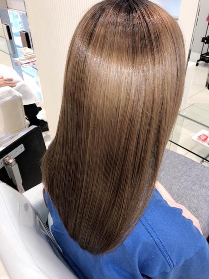 ミルクベージュ🍼✨     【Ash銀座HP】 →https://ash-hair.com/staff/20060058/    【インスタグラム】✨フォロワー10000人突破✨ →https://www.instagram.com/takaishi_ash/