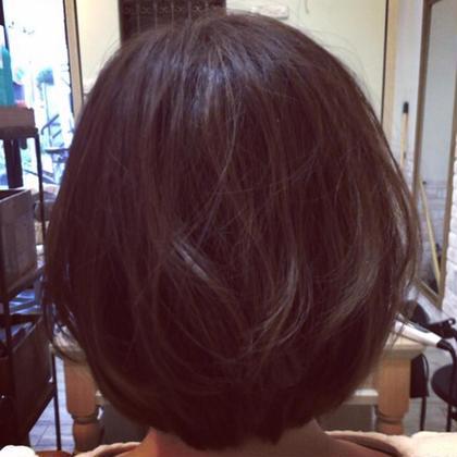 暗いけど透明感のあるアッシュ hair&make〜D〜所属・平城勝也のスタイル