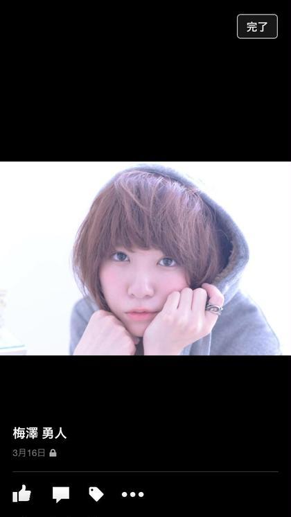 very very nice!!!☆ DAMIA  by LuLu所属・梅澤勇人のスタイル