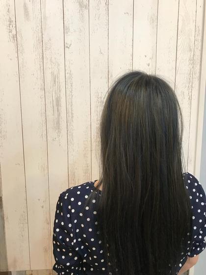アディクシーサファイアMIXブルージュ hair'sRooM所属・土井佑起のスタイル
