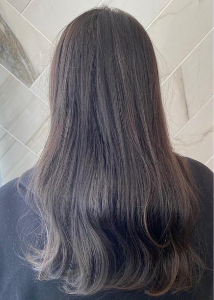 ♡4月おすすめ春の髪質改善♡モテ髪カット➕ダメージレス艶髪イルミナカラー➕髪質改善アミノアシッドTR➕スパ➕ナノスチーム