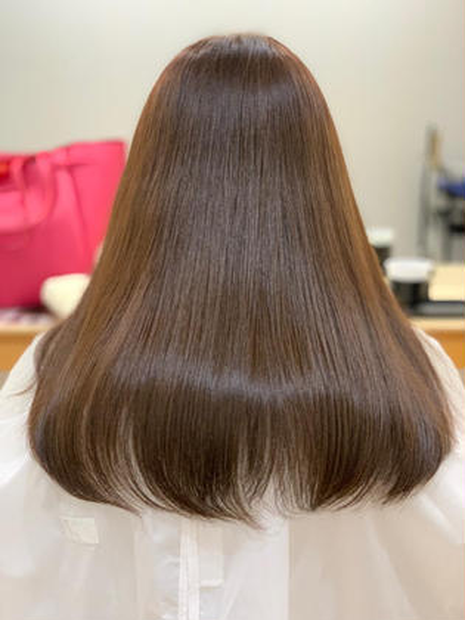 【新規限定インスタ拡散メニュー】再現性抜群カット&美髪カラー&髪質改善トリートメント
