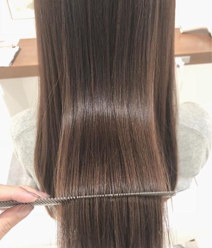 【髪質改善ができる!✨】Aujua4stepトリートメント