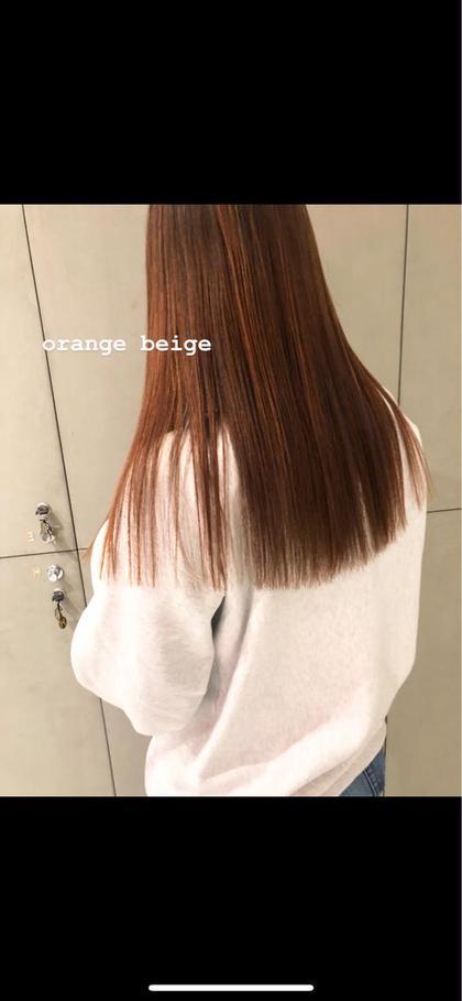 【ミニモ 限定価格】✨✨髪質改善カット➕🌈ケアカラー➕カラーケアトリートメント💓➕シャンプー🧴