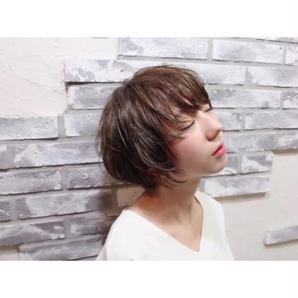 HAIR MAKE AIR BERRY所属・高梨夏海のスタイル