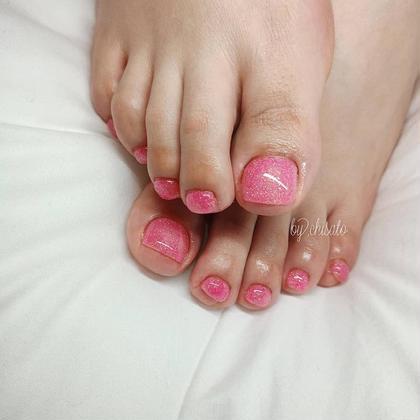 《foot》ワンカラー