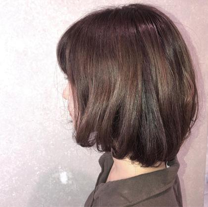 《前髪大事》前髪Cut&Color.