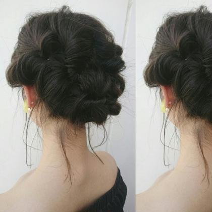 UemuraErinaのヘアアレンジ