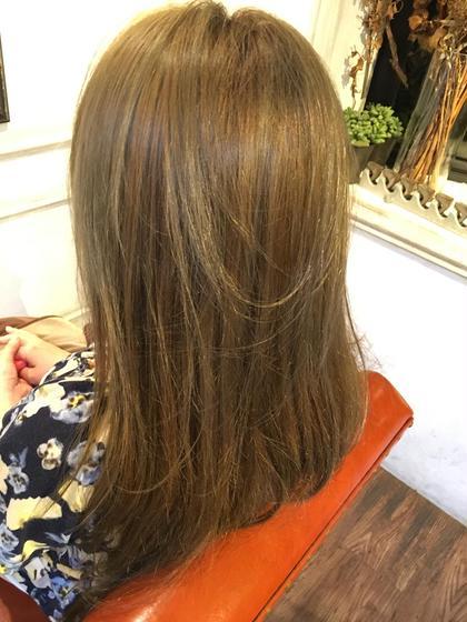 イルミナカラーのオーシャン☜ DLESS所属・清水彩実のスタイル