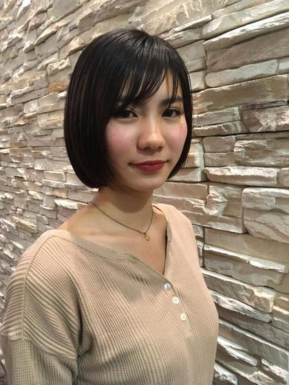 AFFECTiONERY所属のミヤブコウタのヘアカタログ