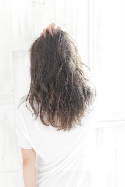 外国人風ブルージュ Hair Salon Sorcier所属・笠木映李のスタイル