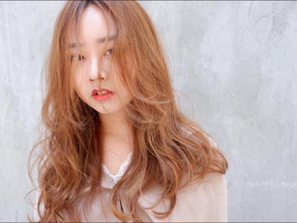 大人気✨透明感アドミオカラー &髪質改革ハホニコトリートメント
