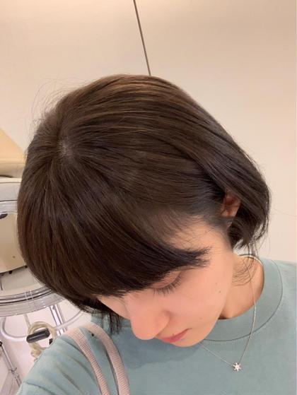 秋カラー BONECCA所属・土屋聖奈のスタイル