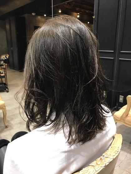 green  SHIBUYA所属・副店長SATOSHIのスタイル