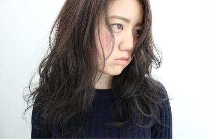 グレージュ系カラー☆ MaLily所属・清水良平のスタイル