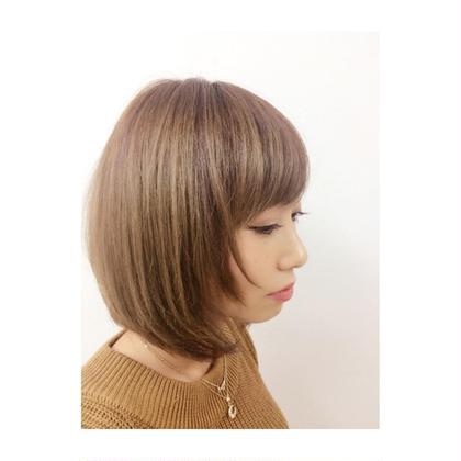 得意のボブスタイル♡ mAhalo hair所属・伊藤尚貴のスタイル