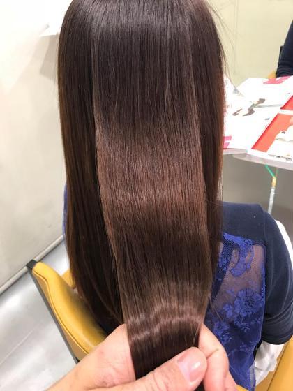 美髪カット & ヘアカラー & 髪質改善トリートメント