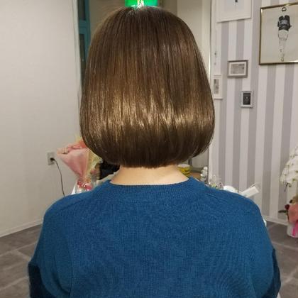 FLEUR hair studio所属・﨑田洋仁のスタイル