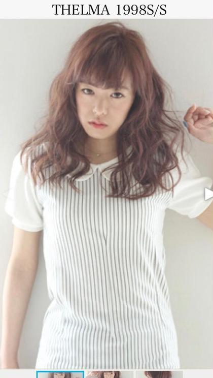 mod's hair所属・田口聖郁のスタイル