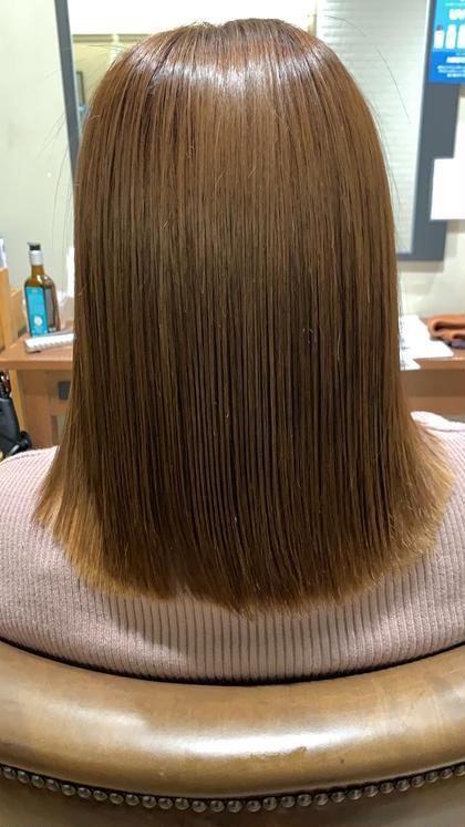 🍎24歳以下限定🍎🔥【話題沸騰】🔥髪質改善酸熱トリートメント✳+シャンプーブロー