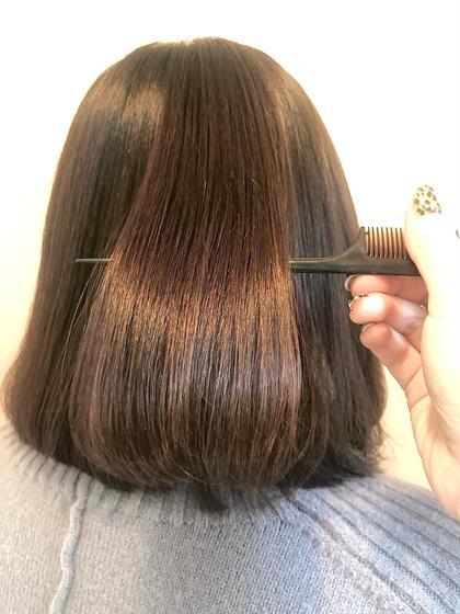 🌟お得🌟ケアカラー+髪質改善❣️サブリミックトリートメント❣️前髪カット無料🌈🌈
