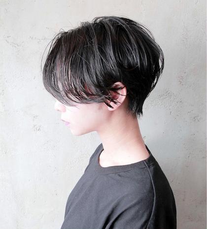 スタイリストカット(シャンプーブロー別料金)(小顔カット・似合わせカット・メンテナンスカット・毛先カット)