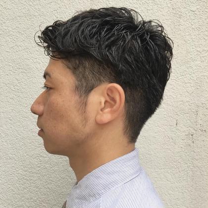 ❤️期間限定❤️似合わせメンズカット & パーマ & 眉カット