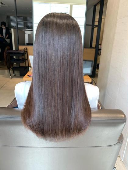 うる艶を手に入れたい美髪必見‼️今までで一番綺麗になる髪質改善酸熱トリートメント+3stepトリートメント+ナノミスト