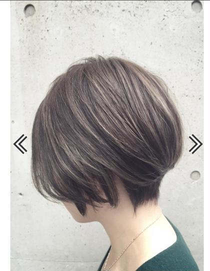 hair and make urb所属・大滝望実のスタイル