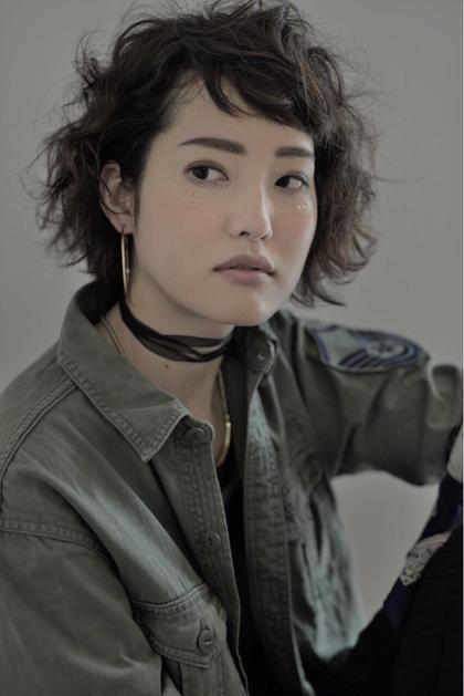 撮影×クルクル ミリタリー×マチルダ CORSObyk-two所属・本田恵梨香のスタイル