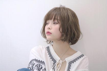 【🌼6月限定クーポン🌼】ルミエールカラー+コテ巻き