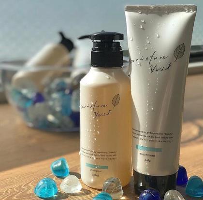 ✨💎7限定💎✨カット&ホームケアシャンプー付き夏の紫外線から髪を守るシャンプー🧴マッサージシャンプー付き