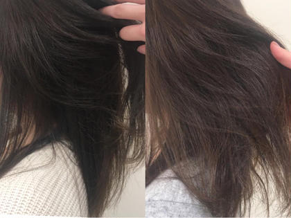 最強毛髪改善トリートメント&うるつやカラー