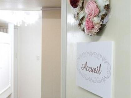 入口は清潔感に溢れています 肌トラブル改善専門店Accueil所属・大谷桂代のフォト
