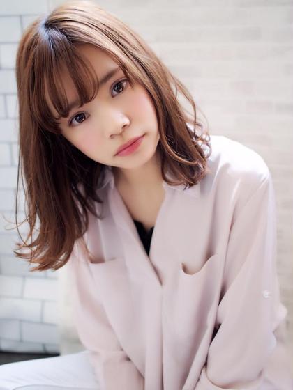 今話題の2月限定☆似合わせカット & 美髪カラー & 超音波トリートメント