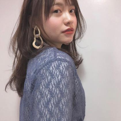 ★大人気☆似合わせ★小顔カット & スロウ&イルミナ★アディクシーカラー