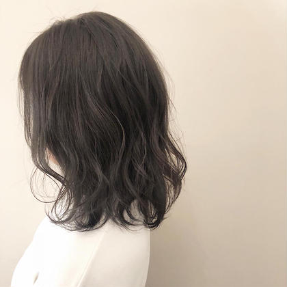 ❤️ 【minimo限定】似合わせカット+透明感抜群カラー✂️