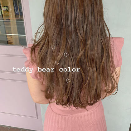 🧸学生限定50%OFF🧸 カット+カラー+髪質改善トリートメント